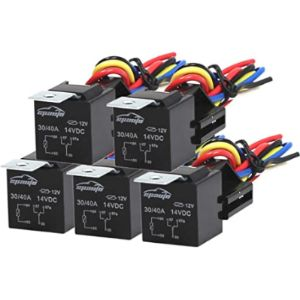 Epauto Normally Open Relay Switch