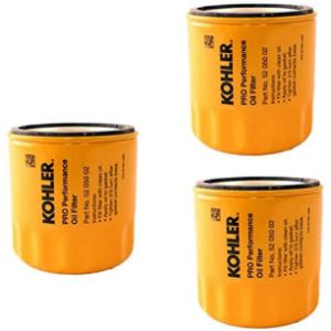 Kohler Problem Oil Filter