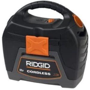 Ridgid Cordless Wet Dry Vac