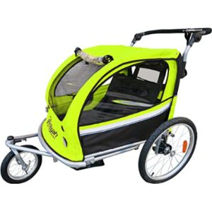 Booyah Strollers Bicycle Baby Stroller