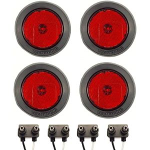 Tecniq, Inc Pigtail Trailer Light