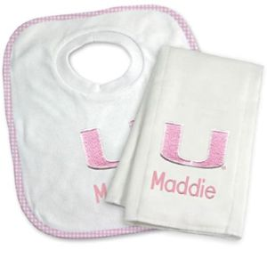 Design By Chad And Jake Personalized Baby Burp Cloths