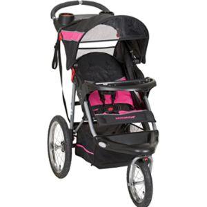 Baby Trend Pink Toddler Stroller