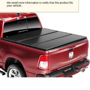 Rugged Liner 2017 Ford Edge Cargo Cover