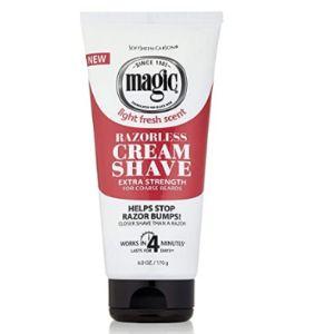 Magic Razorless Cream Shave Extra Strength