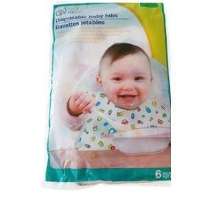 Blissful Baby Disposable Baby Bib