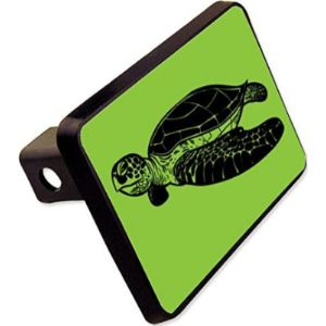 Cheapyardsigns Turtle Trailer Hitch Cover