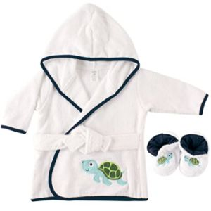 Luvable Friends Infant Bath Robe
