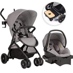 Evenflo S Skateboard Baby Stroller