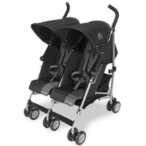 Maclaren Lightweight Sporty And Stylish Twin Umbrella Stroller