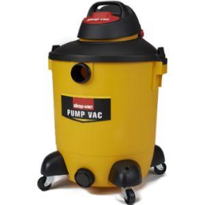 Shopvac Shop Vacuum With Pump