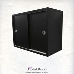 Emark Beauty Upper Towel Cabinet