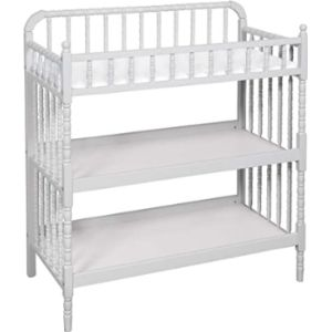 Davinci Grey Baby Changing Table