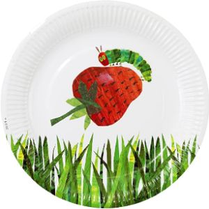 Talking Tables Hungry Caterpillar Theme