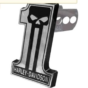 Harleydavidson Custom Trailer Hitch Plug