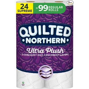 Quilted Northern Texture Tissue Paper