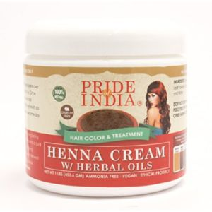 Pride Of India Liquid Henna Hair Colors