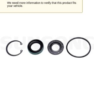 Sunsong Steering Gear Input Shaft Seal Kit