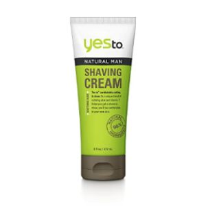 Yes To Mens Natural Shaving Cream Men