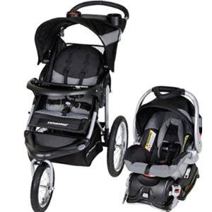 Baby Trend Lightweight Travel System Jogging Stroller