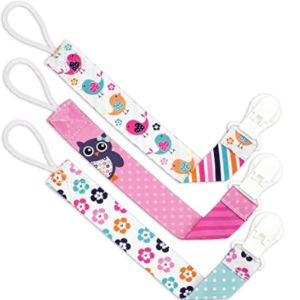 Liname Baby Bib With Pacifier Holder Patterns