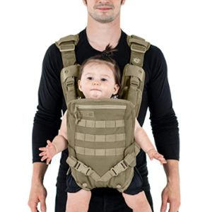 Mission Critical Front Facing Safety Baby Carrier