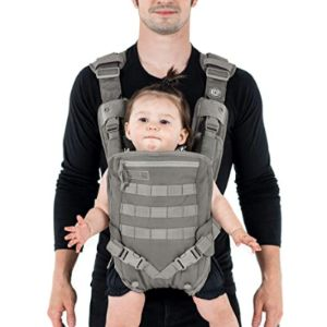 Mission Critical 4 Year Old Child Carrier