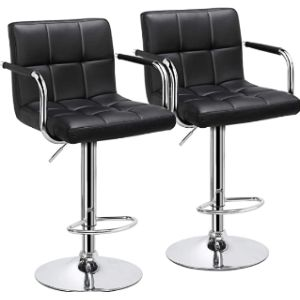 Yaheetech Bar Stool Chair Set