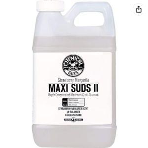 Chemical Guys Rain X Car Wash Soap