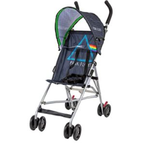 Daphyls Pink Lightweight Stroller