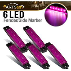 Partsam Car Marker Light