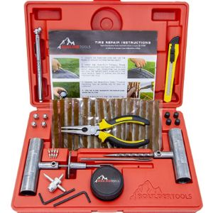 Boulder Tools Radial Tire Plug Kit
