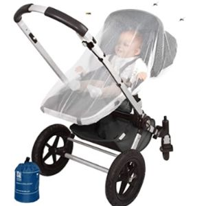 Even Naturals Baby Carriage Netting