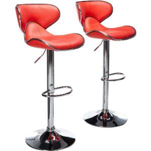 Roundhill Furniture Retro Stool Chair