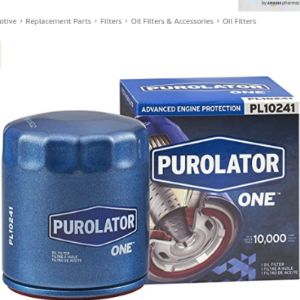 Purolator Good Filter