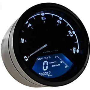 Astra Depot Speedometer Harley