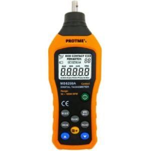 Protmex Mechanical Rpm Meter