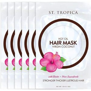 St Tropica Coconut Review Oil Hair Mask