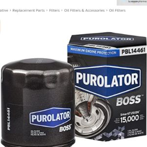 Purolator Oil Filter With Magnets