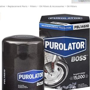 Purolator Car Oil Filter