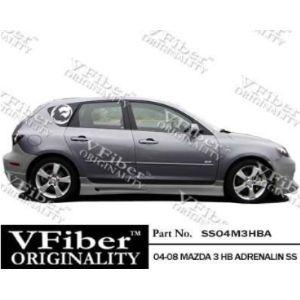 Vfiber Mazda 3 Side Skirt