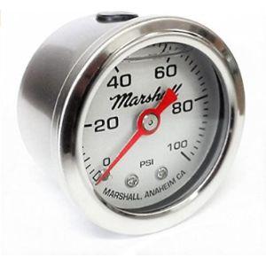 Marshall Instruments Efi Fuel Pressure Gauge