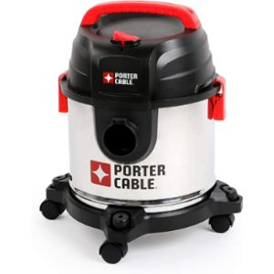 Portercable Wet Dry Canister Vacuum Cleaner
