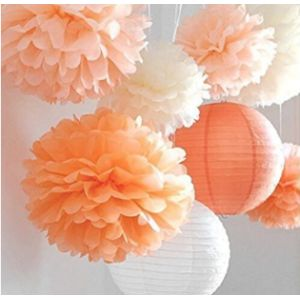 Sorive Orange Tissue Paper