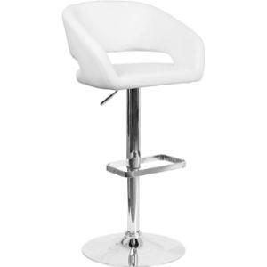Flash Furniture Adjustable High Stool