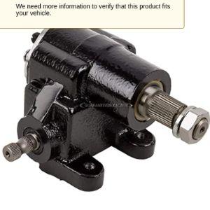 Buyautoparts Worn Steering Gear