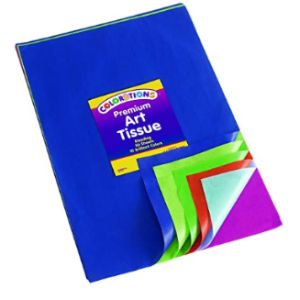 Colorations Mosaic Tissue Paper