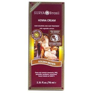 Surya Brasil Claraxi Henna Brasil Cream Hair Coloring