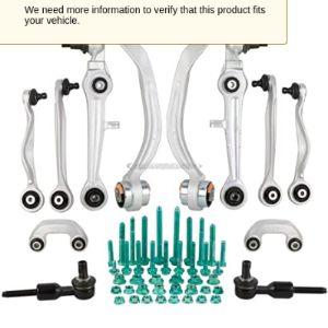 Buyautoparts Audi A4 B5 Suspension Kit