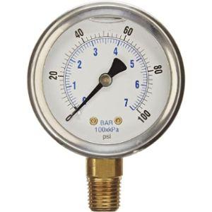 Gauge Well Pump Low Pressure Switch